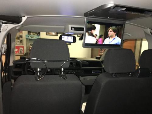 T6 - Stropní monitor
